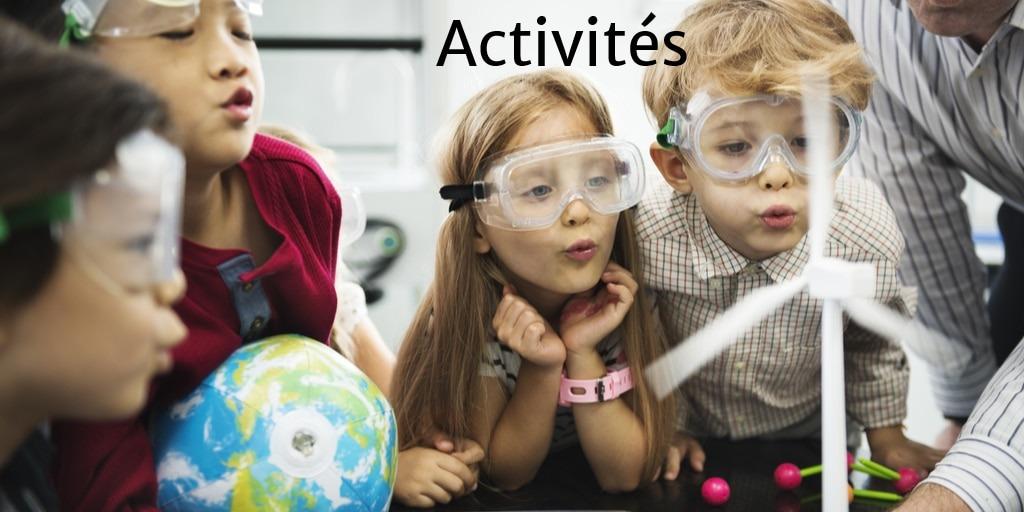 Activités ludiques