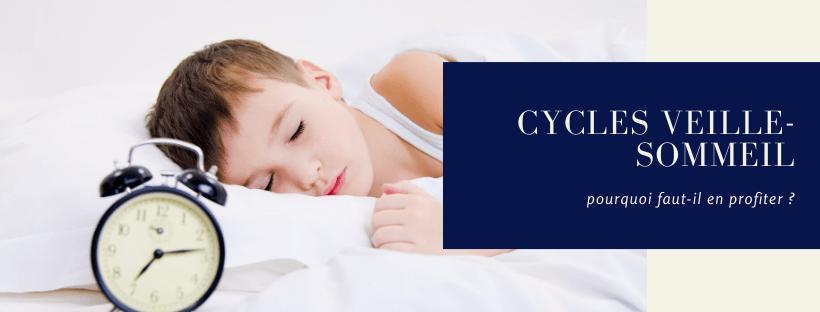 horaires sommeil enfant