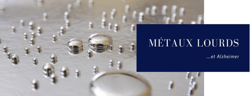 métaux lourds