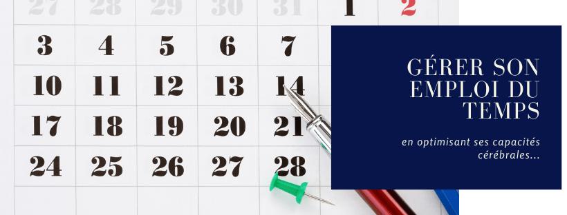 calendrier de révisions