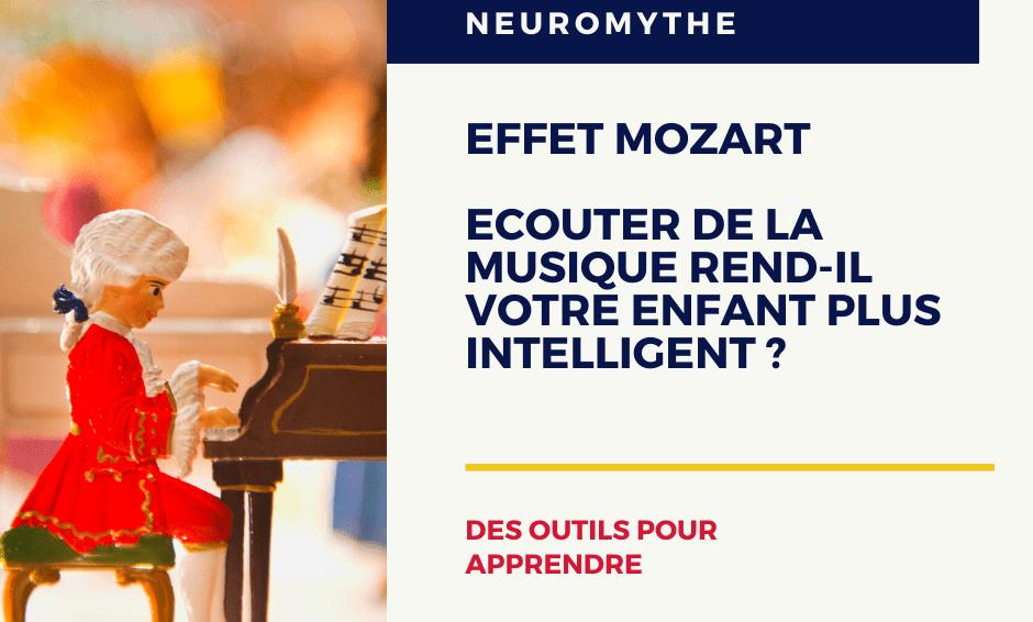 Effet Mozart