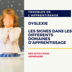 dyslexie symptômes